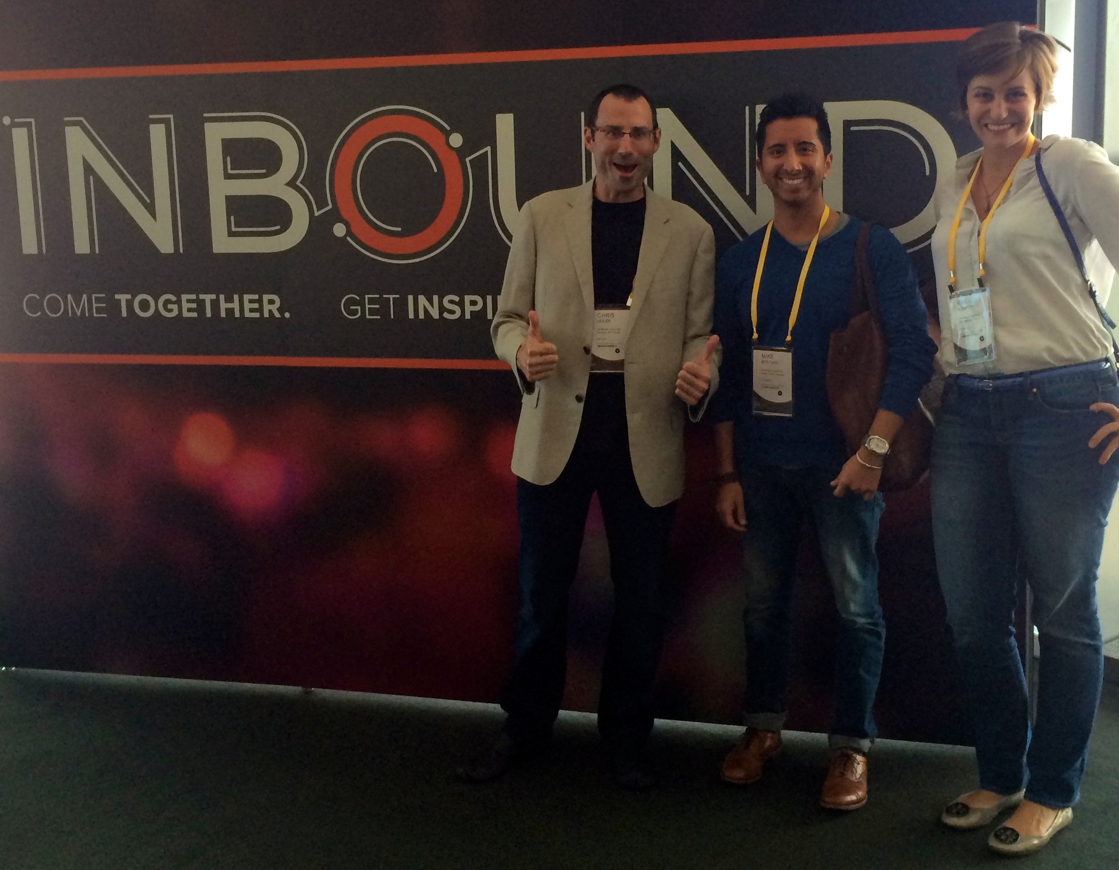 Our Biggest Takeaways From #Inbound14, the Future of Landscape Leadership and One Big Announcement From HubSpot