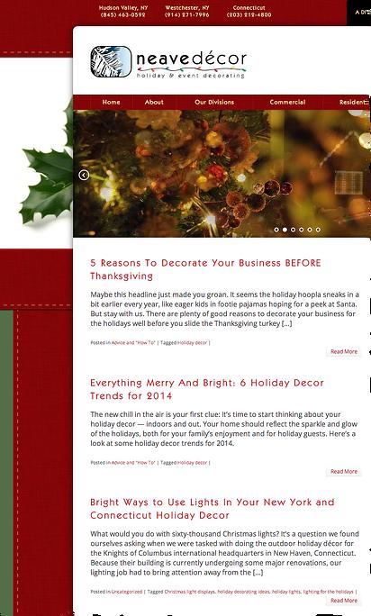 Neave Decor blog