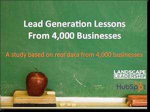 Lead Generation Ebook