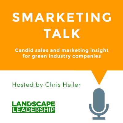 Smarketing Talk Ep. 3: 3 Subjects Lawn Care and Landscaping Companies are Scared to Write About