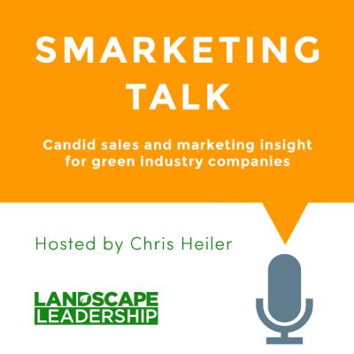 Social Media for Landscapers & Lawn Care Companies [Smarketing Talk S1 E6]