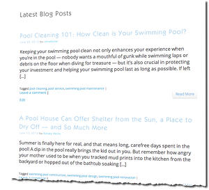 inbound marketing blogging neave pools
