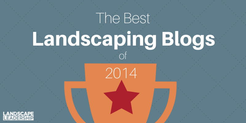 The Best Landscaping Blogs of 2014 (Review)