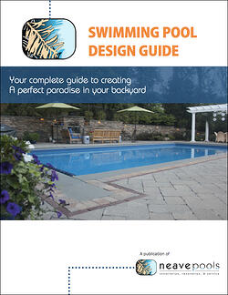 neave pools swimming pool design guide cover