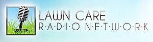 lawn care radio network logo gie media
