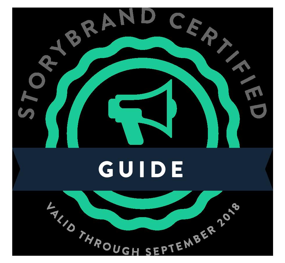 Landscape Leadership StoryBrand certified guide