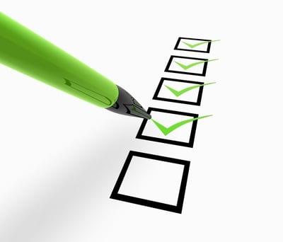 ideal customer checklist