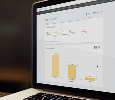 The HubSpot CRM is useful for sales tracking