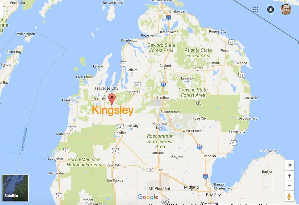 Kingsley MI