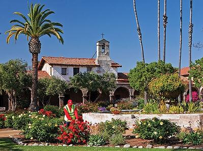 HOA managed by O'Connell Landscape Maintenance in California
