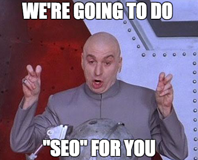 Understanding SEO for landscapers, lawn care and tree service companies.