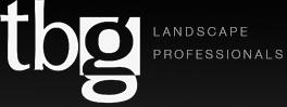 TBG Landscapes logo