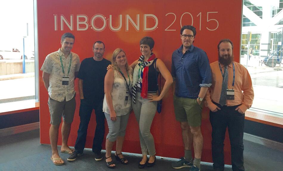 #LLCoolTeam takes INBOUND