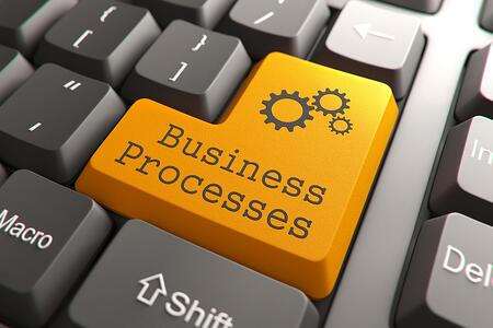 Landscaping business processes