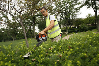 Training production workers to generate sales leads to grow your landscaping company.