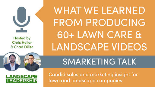 lawn care landscaping video production