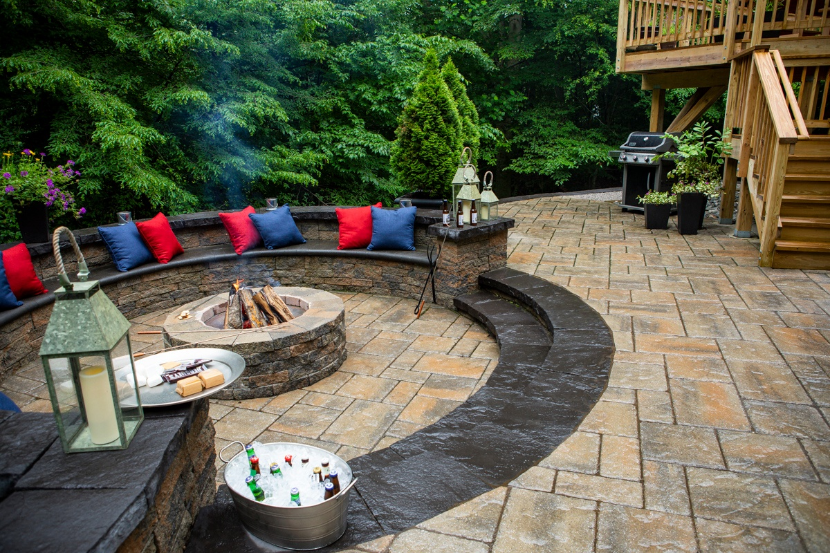 landscaping commercial photography