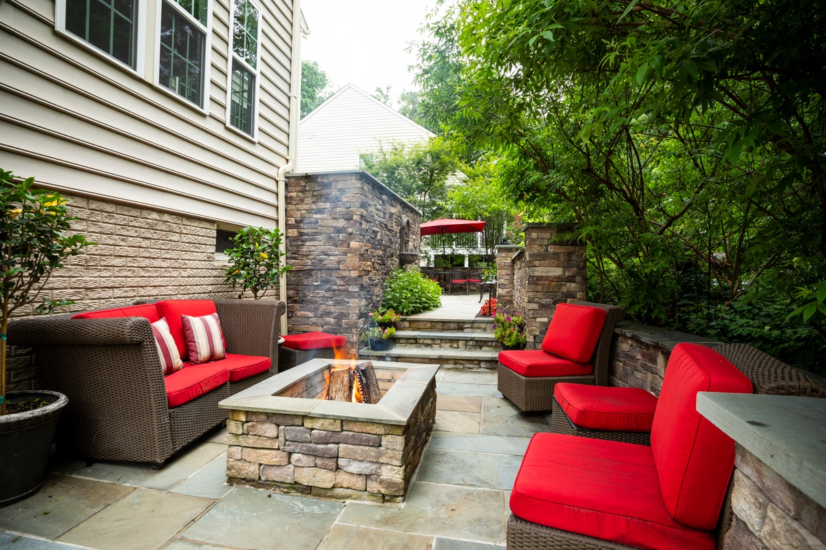 commercial photography for landscape design