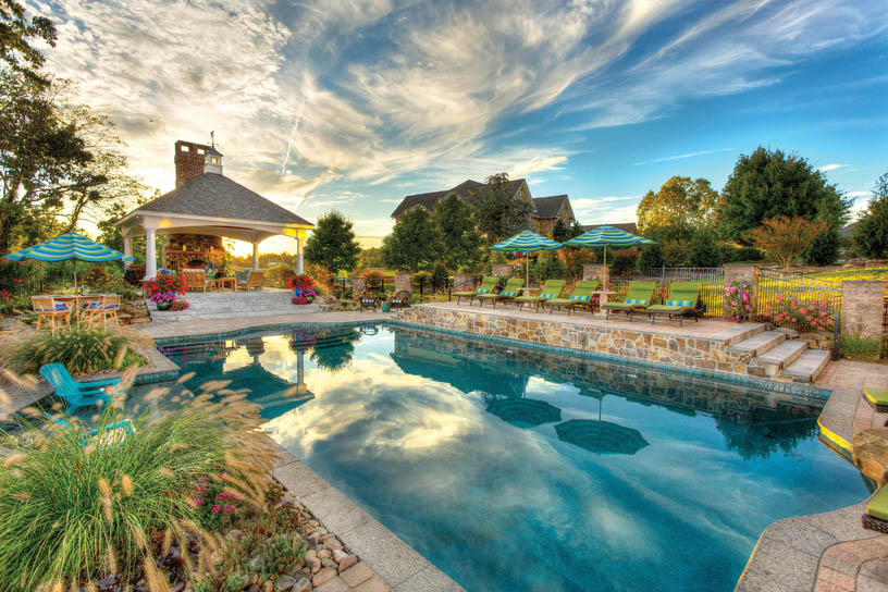 Landscaping Portfolio Pictures Worth a Thousand Words & Millions of Dollars