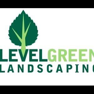 Level Green Landscaping logo
