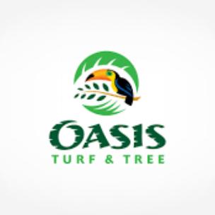 Oasis Turf & Tree logo
