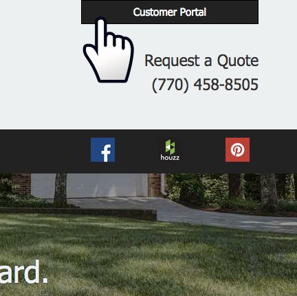 How to Add a Customer Portal to Your Lawn Care or Landscaping Website