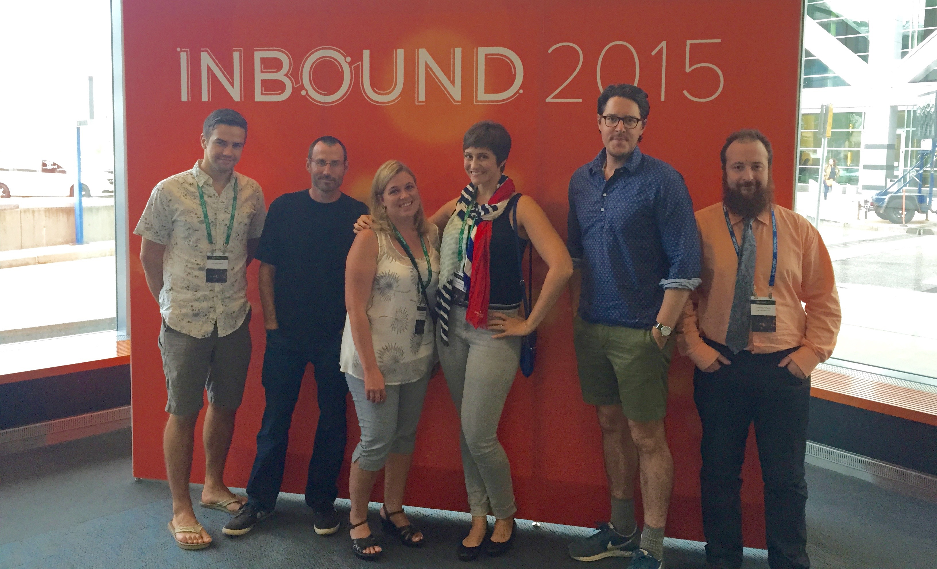Our HubSpot INBOUND 2015 Conference Takeaways & Deep Thoughts