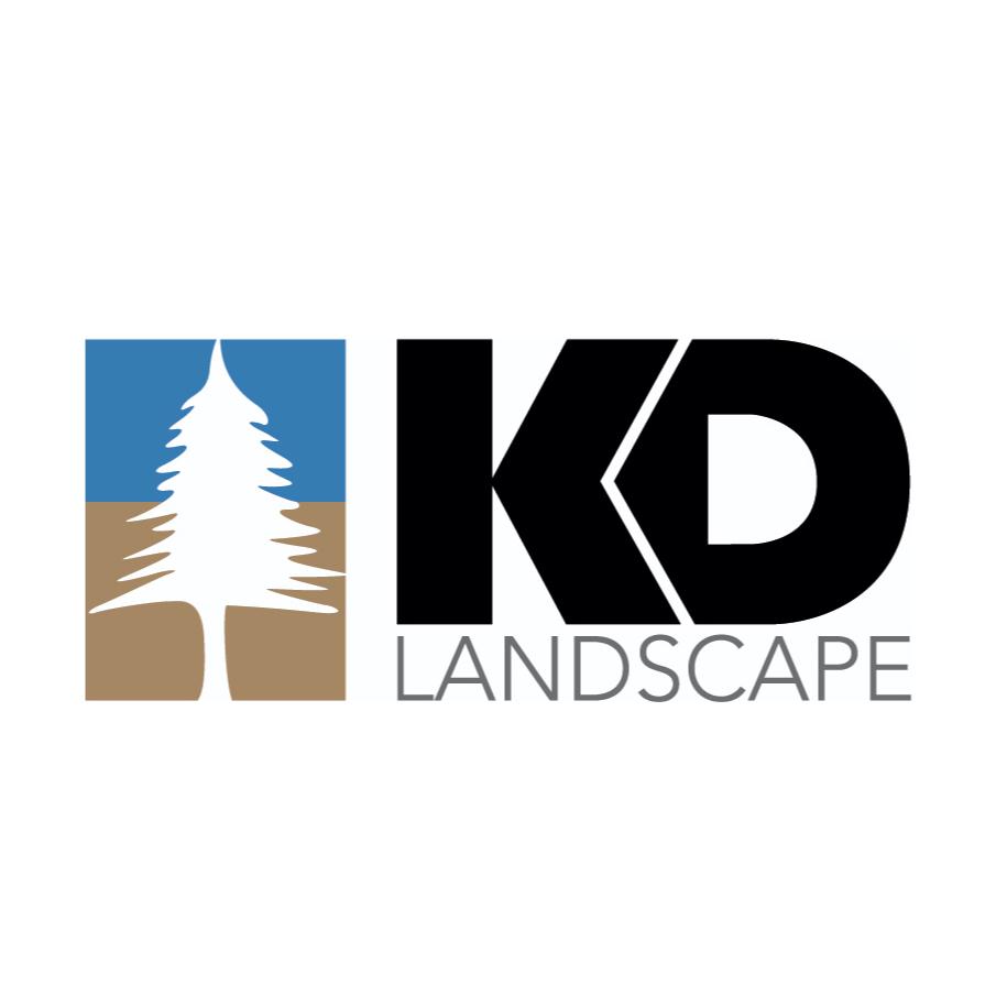KD Landscape logo
