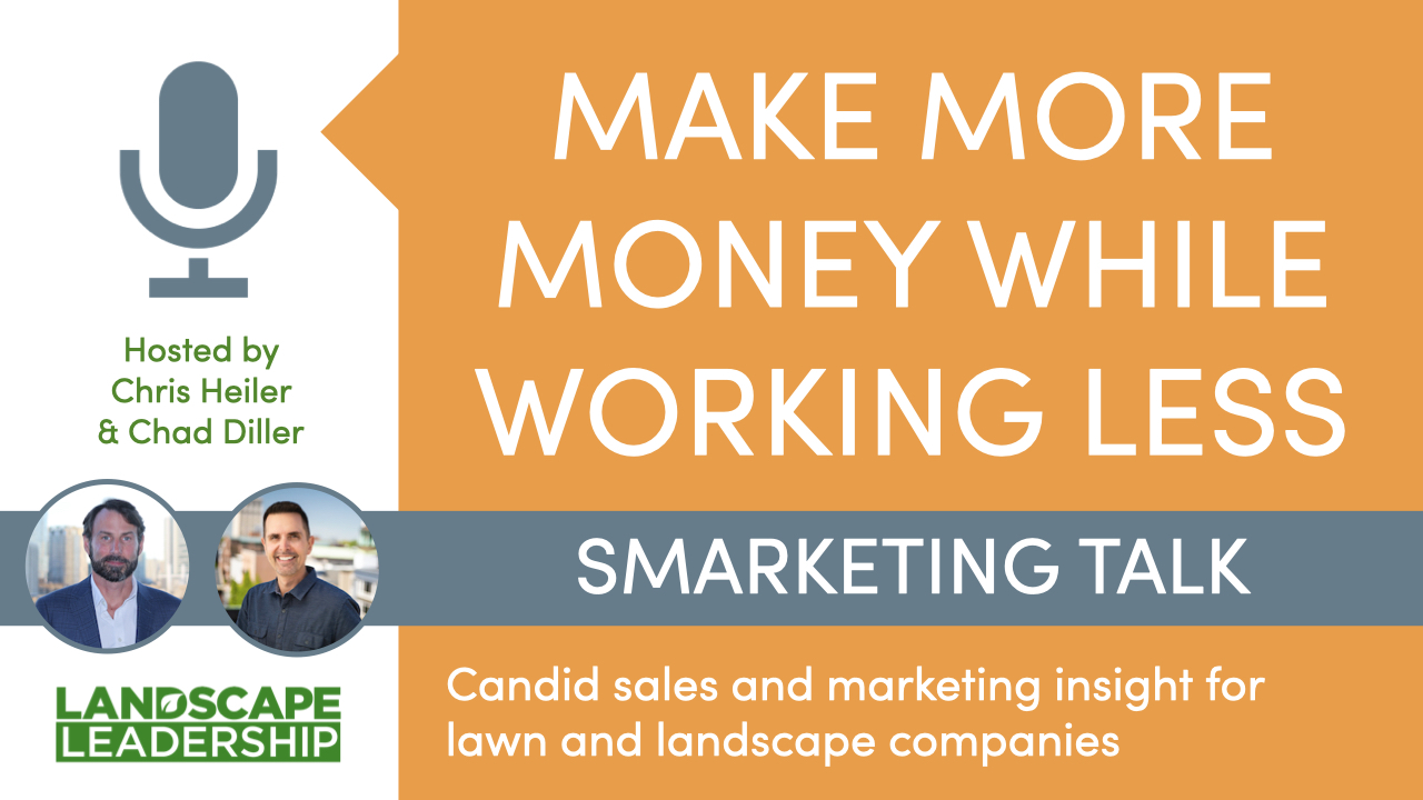Let's Talk About How to Make More Money While Working Less Hours [Smarketing Talk S3 E7]