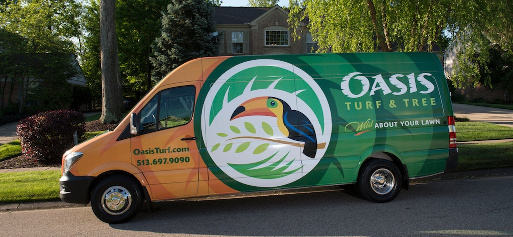 Wrapping Landscaping Amp Lawn Care Vehicles Ideas Examples